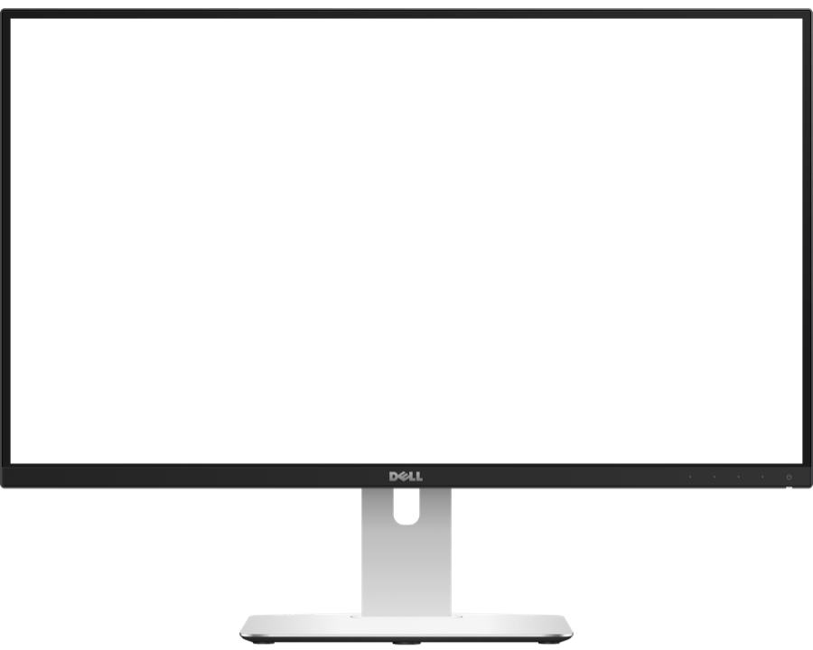 Dell Desktop Monitor