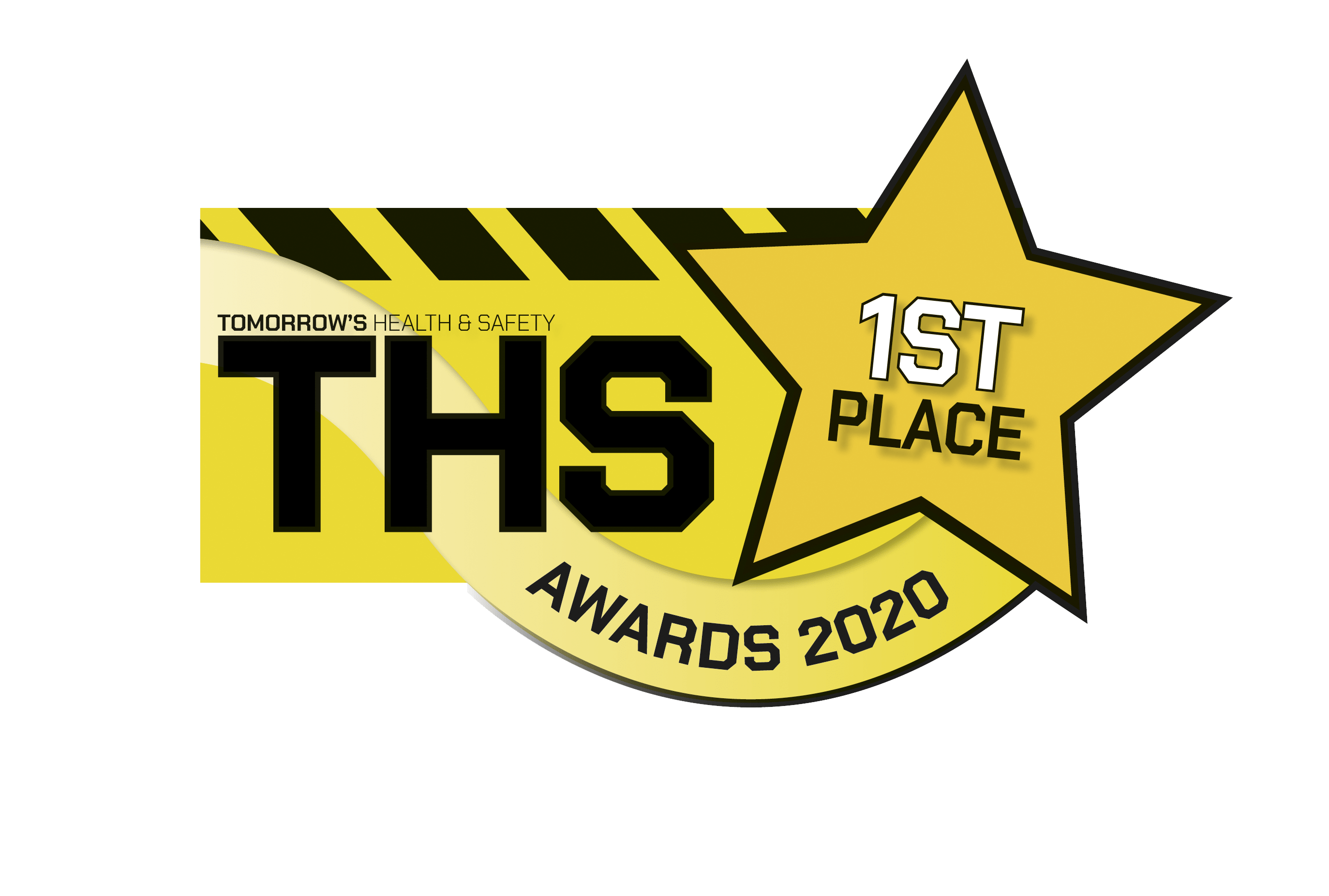 Tomorrow's health and safety star logo for first place in the 2020 awards