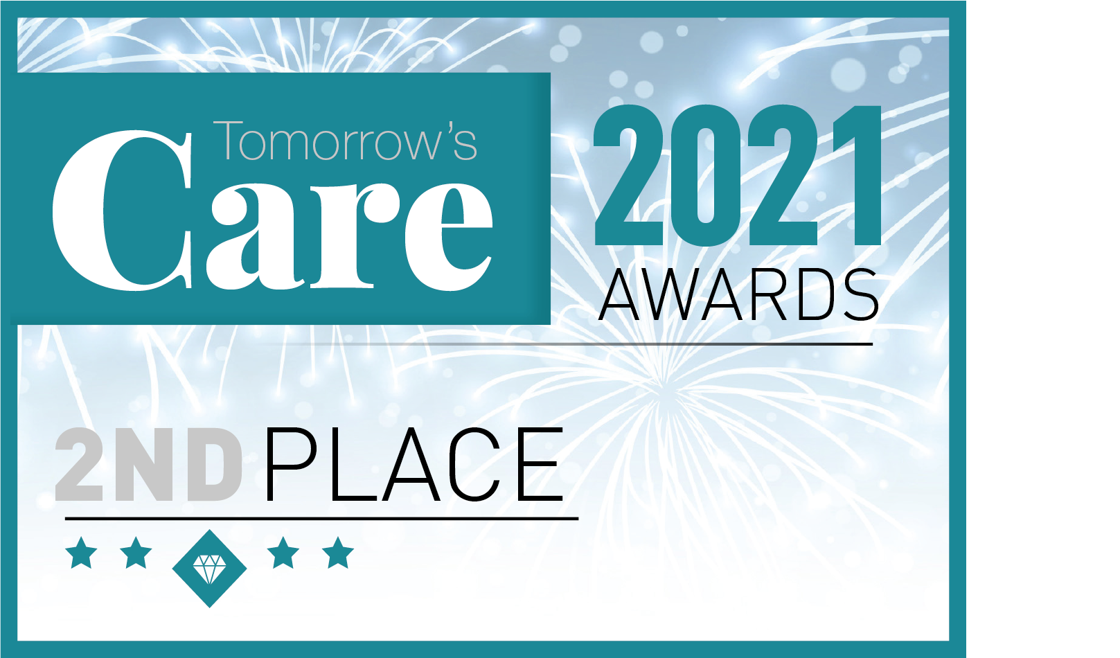 Care Certificate Package 2nd place