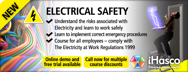 Brand New  Electrical Safety In The Workplace