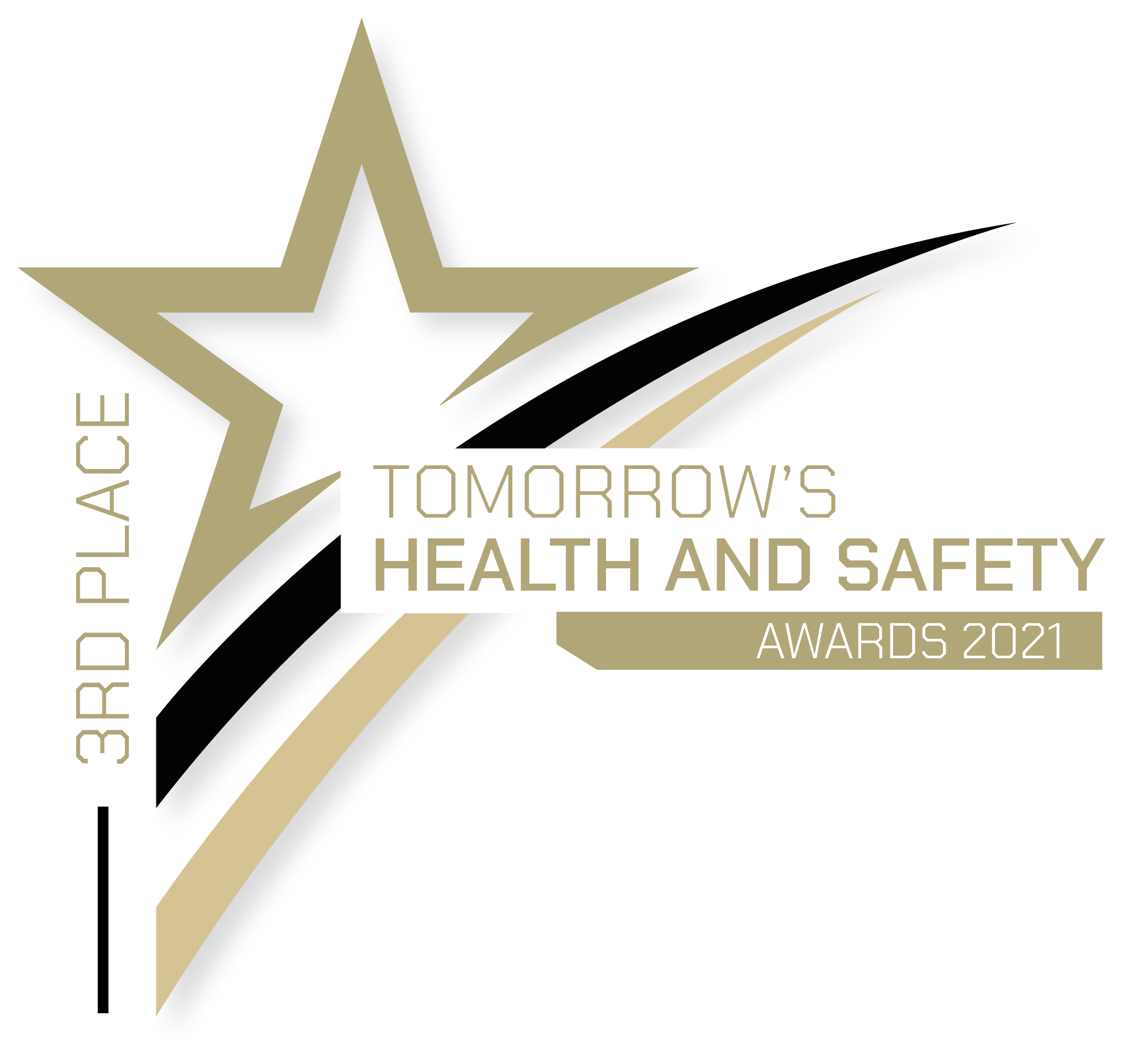 3rd Place - Tomorrow's Health & Safety Awards 2021