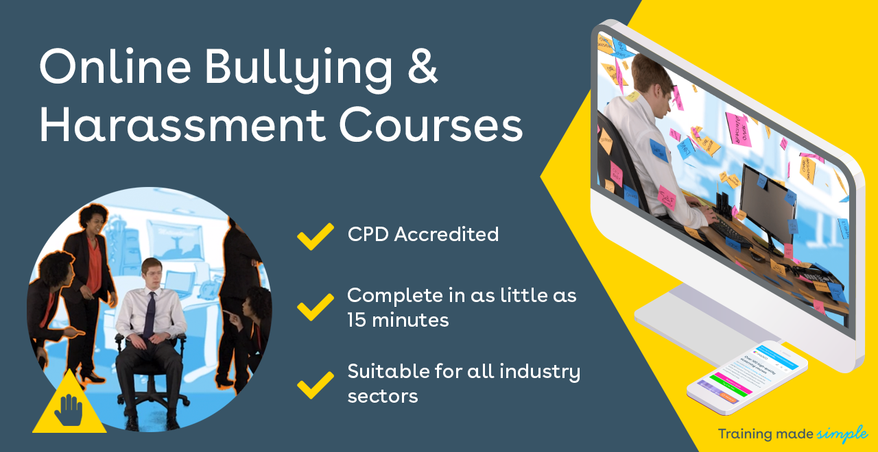 Bullying & Harassment Training for Employees