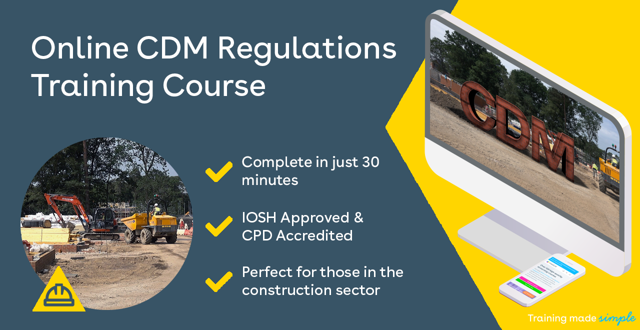 CDM Regulations Training Course