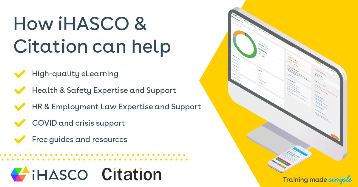 How iHASCO & Citation can help