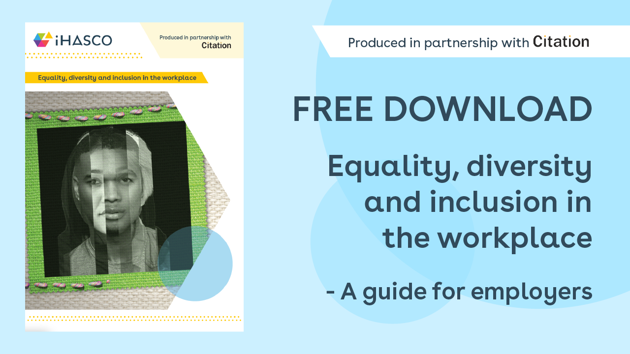 Free download: A guide to equality, diversity and inclusion in the workplace