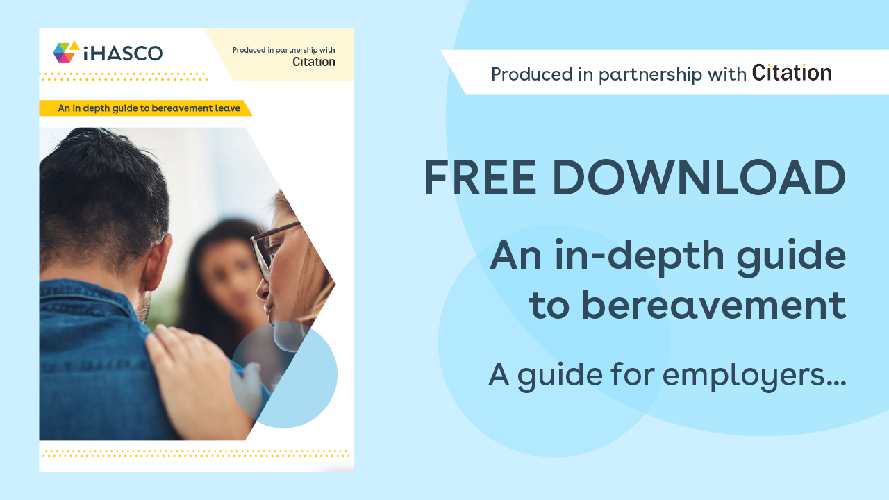 Free download: An in-depth guide to bereavement