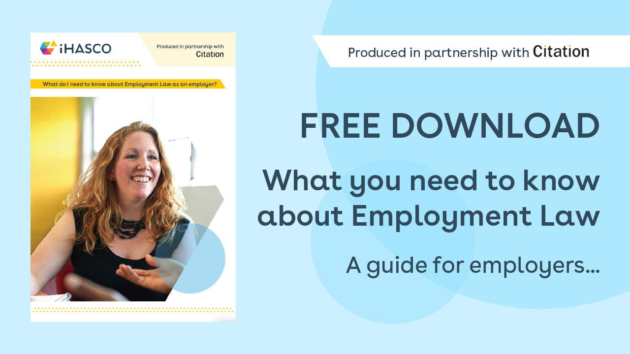 Free download: A basic guide to HR & Employment Law
