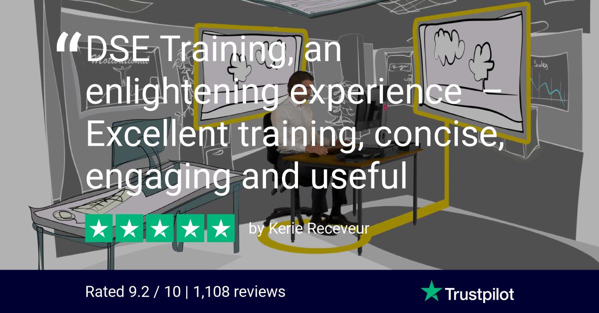 DSE Training Review Trustpilot