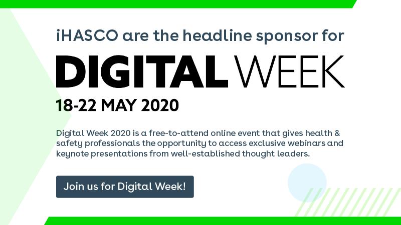 We're Headline Sponsor of SHP's Digital Week 2020!