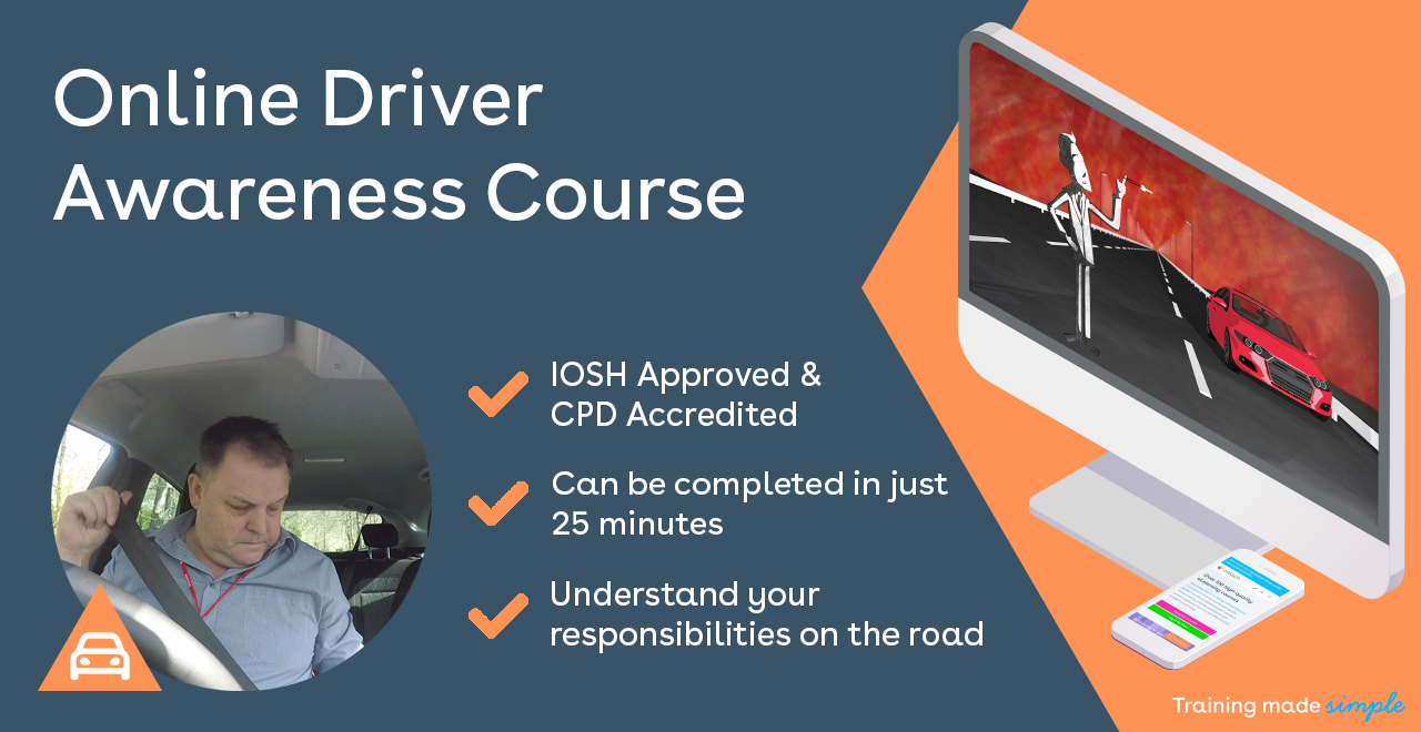 Online Driver Awareness Training Course