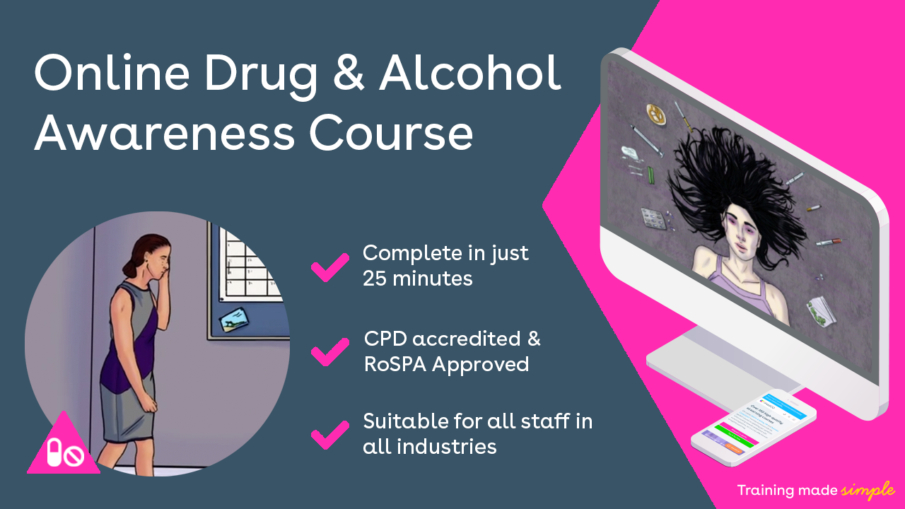 Online Drug & Alcohol Awareness Course