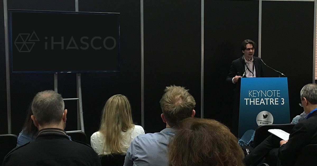 iHASCO at the Business Show 2018
