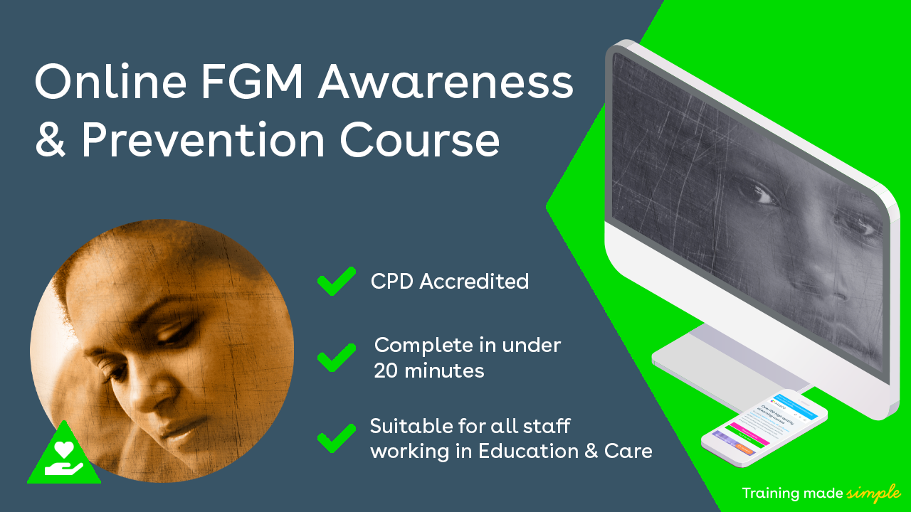 Online FGM Awareness & Prevention Training course