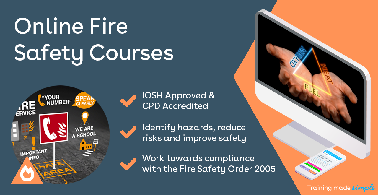 Fire Safety Courses from iHASCO
