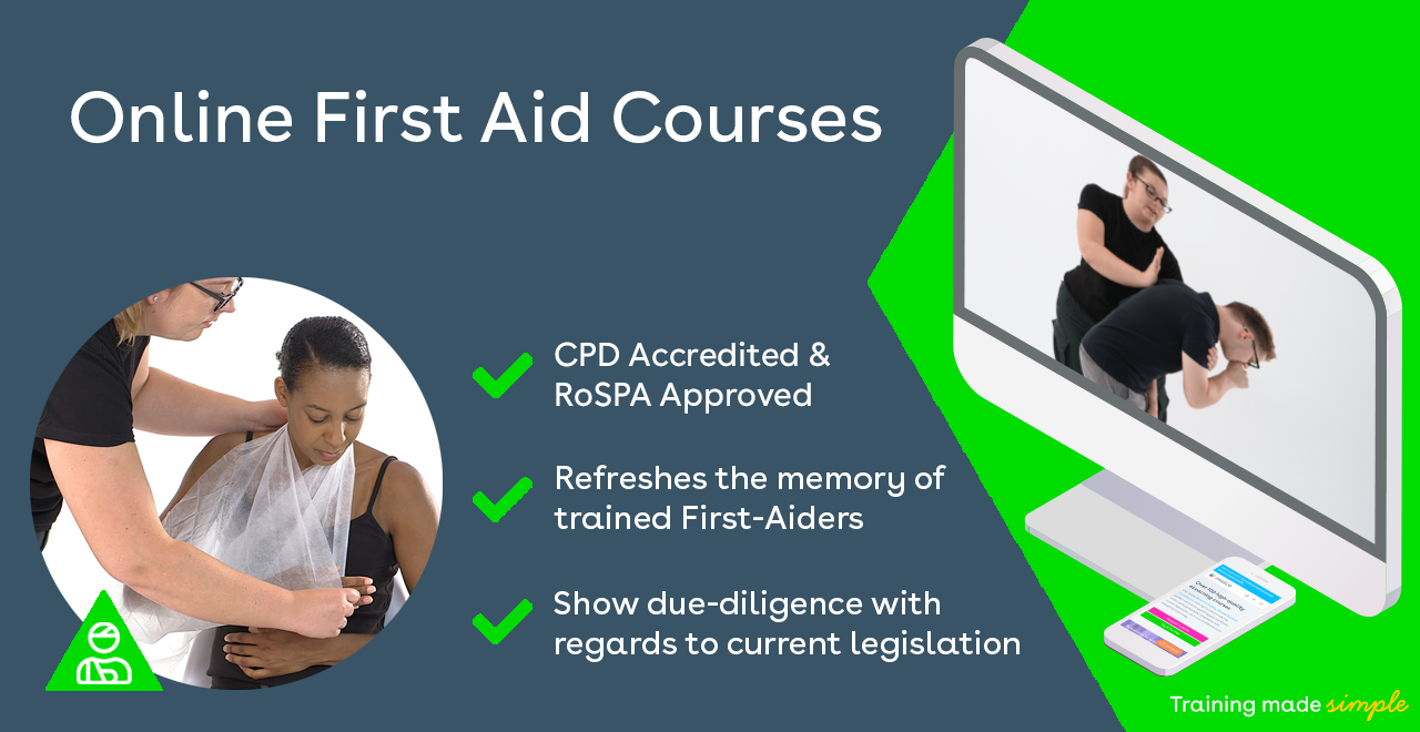 Online First Aid Refresher Courses