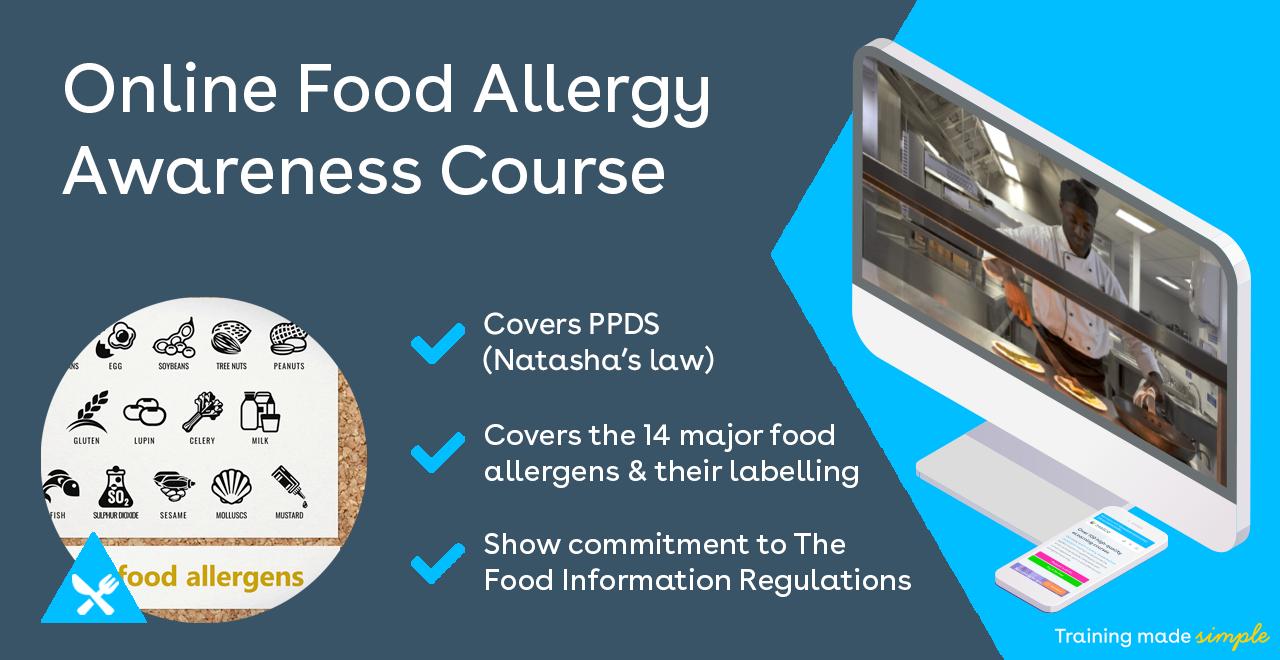 Food Allergens Training