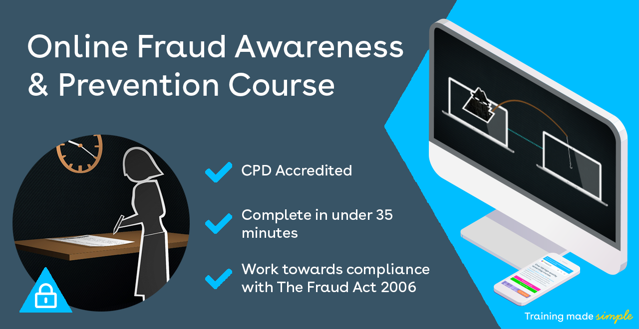 Fraud Awareness & Prevention Training course