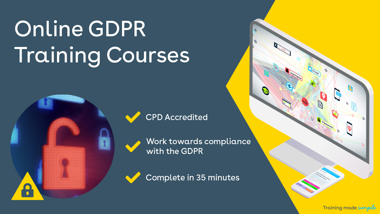 Online GDPR Training Courses
