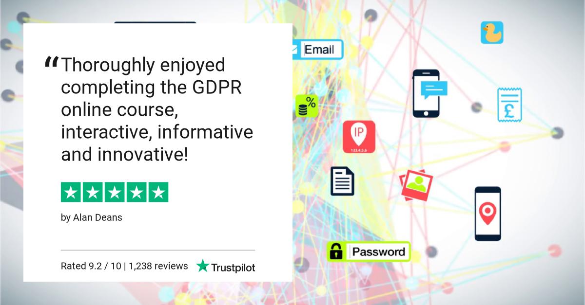 GDPR Trustpilot Review