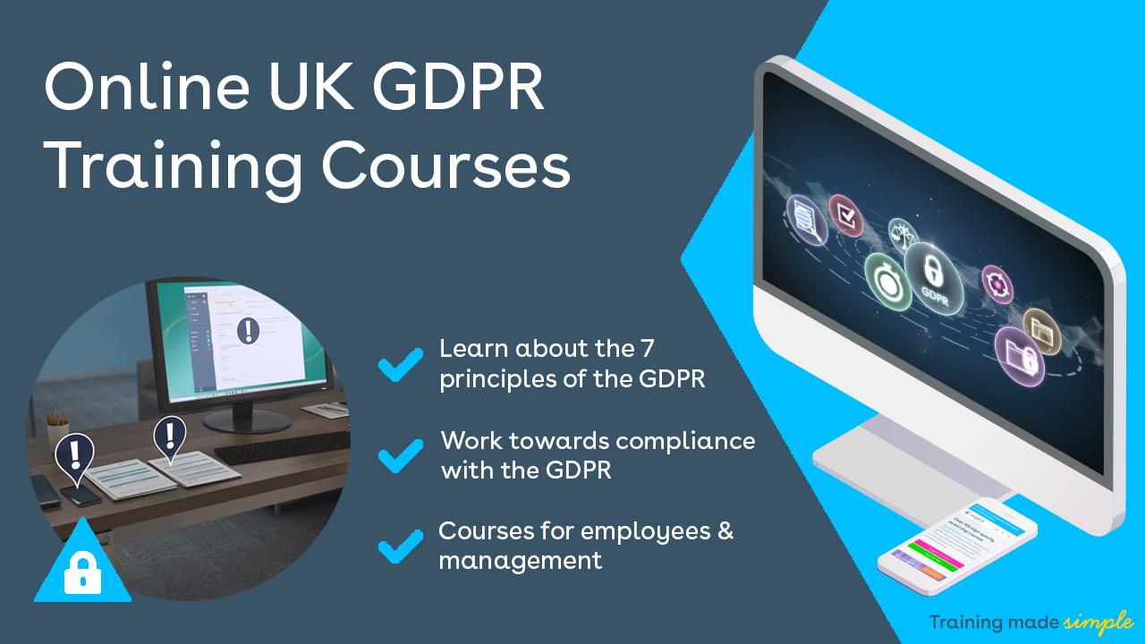 Online GDPR Training Courses