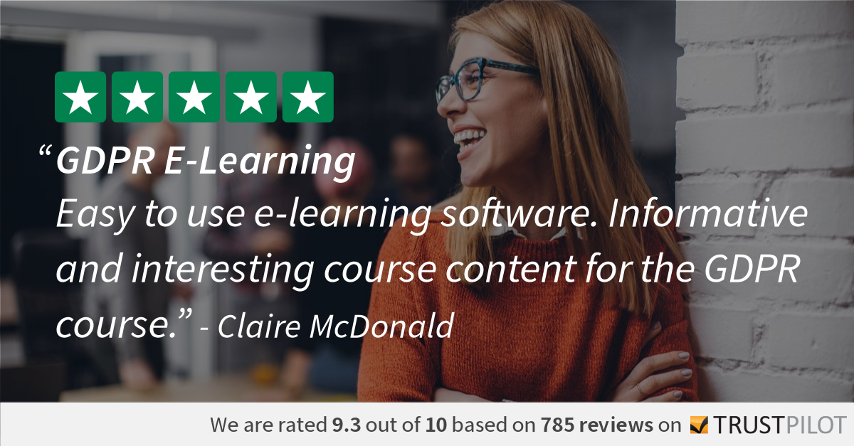 GDPR eLearning review