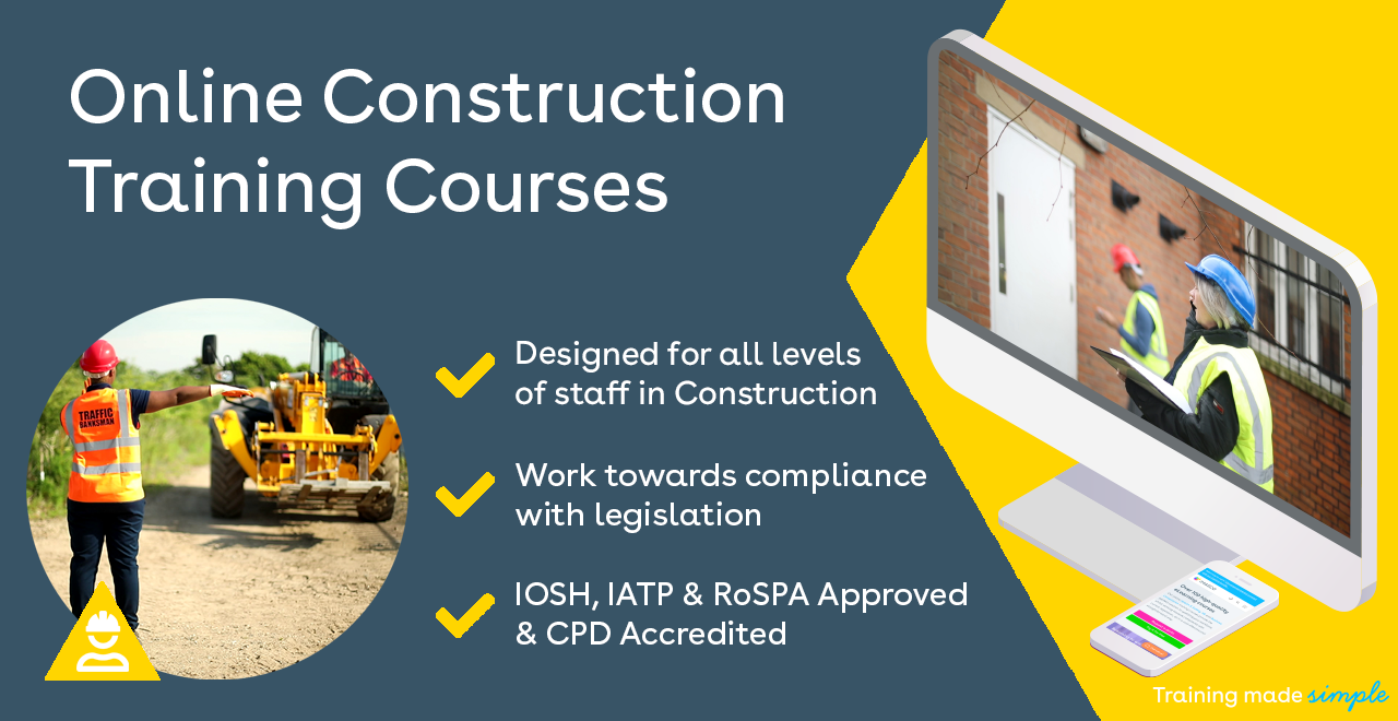 Online Construction Training courses