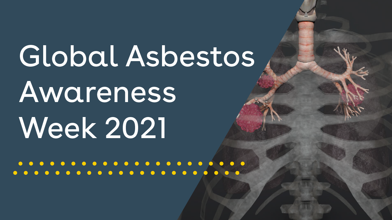 Global Asbestos Awareness Week 2021