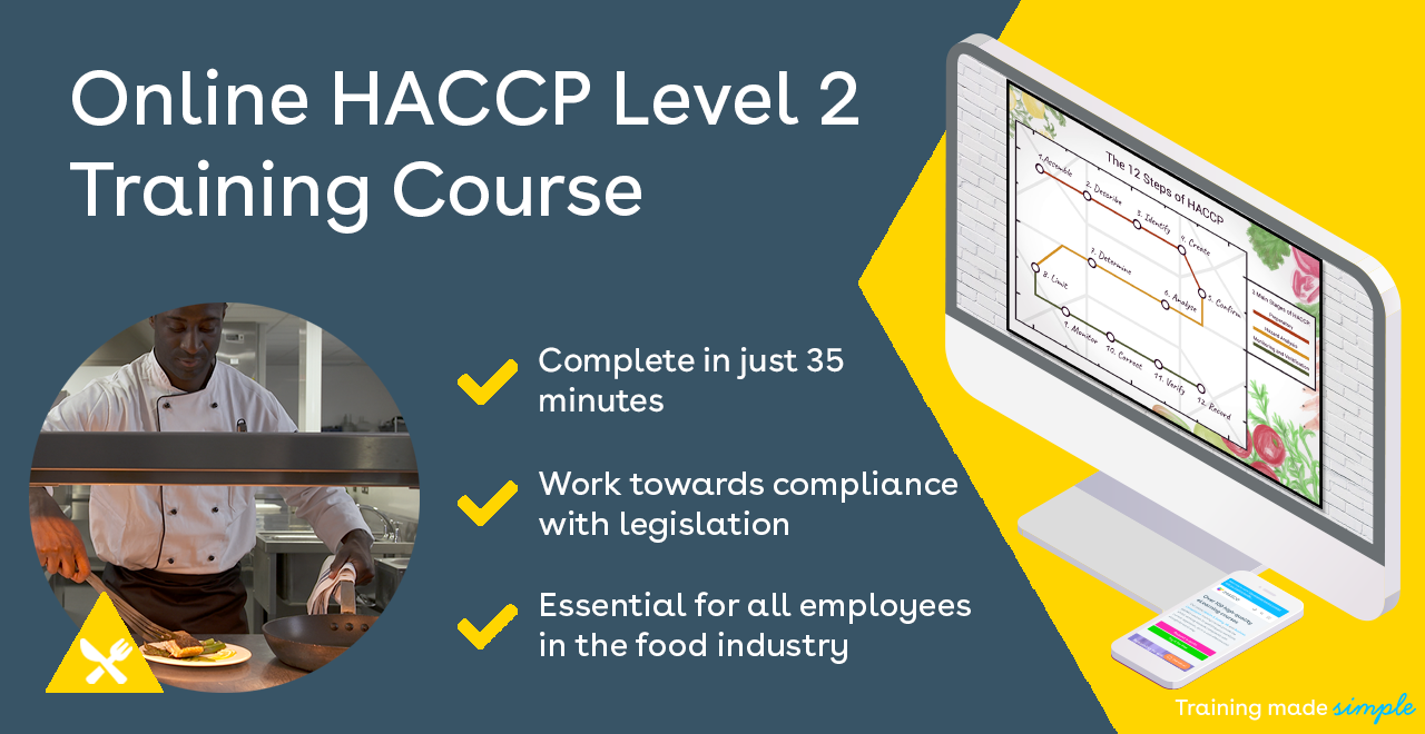 HACCP Level 2 Training