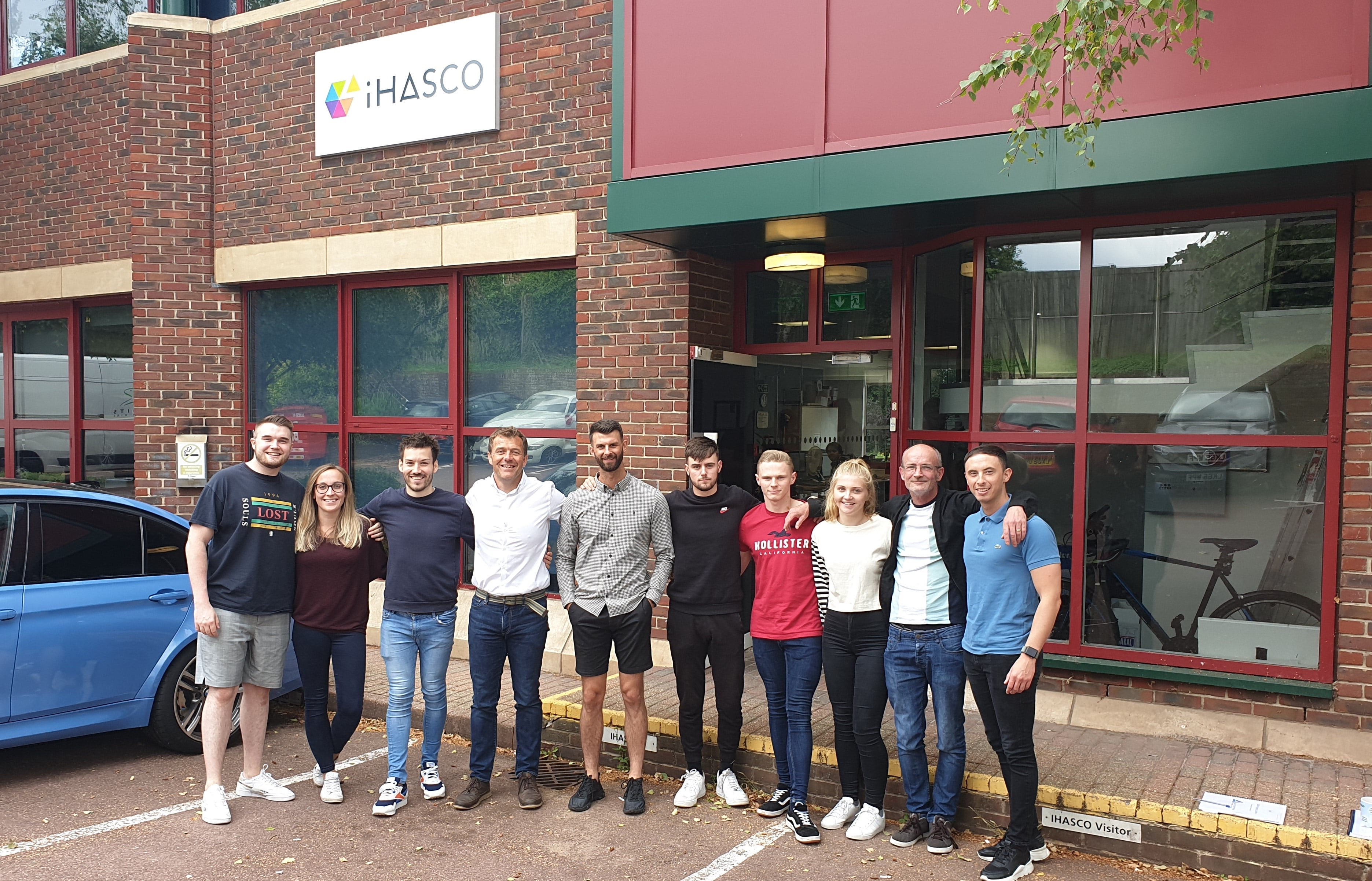 iHASCO team complete the IOSH Managing Safely Course