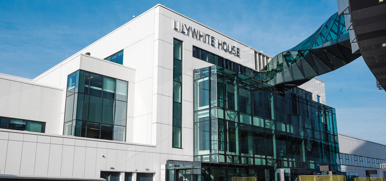 London Academy of Excellence - Lilywhite House