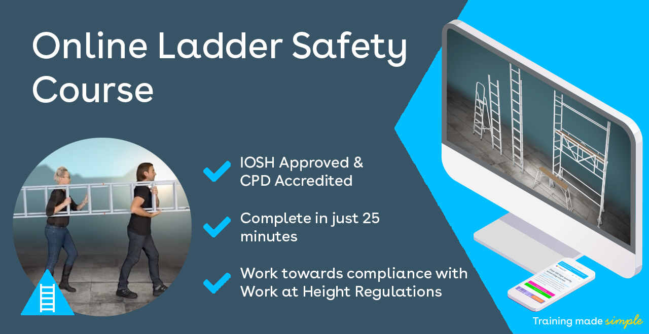 Ladder Safety Training Course