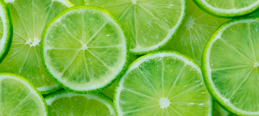 Limes limes, the flammable fruit!