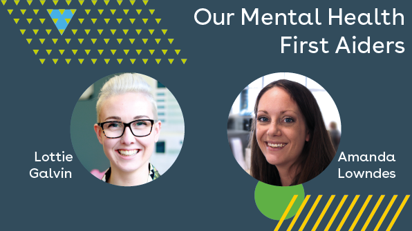 our mental health first aiders