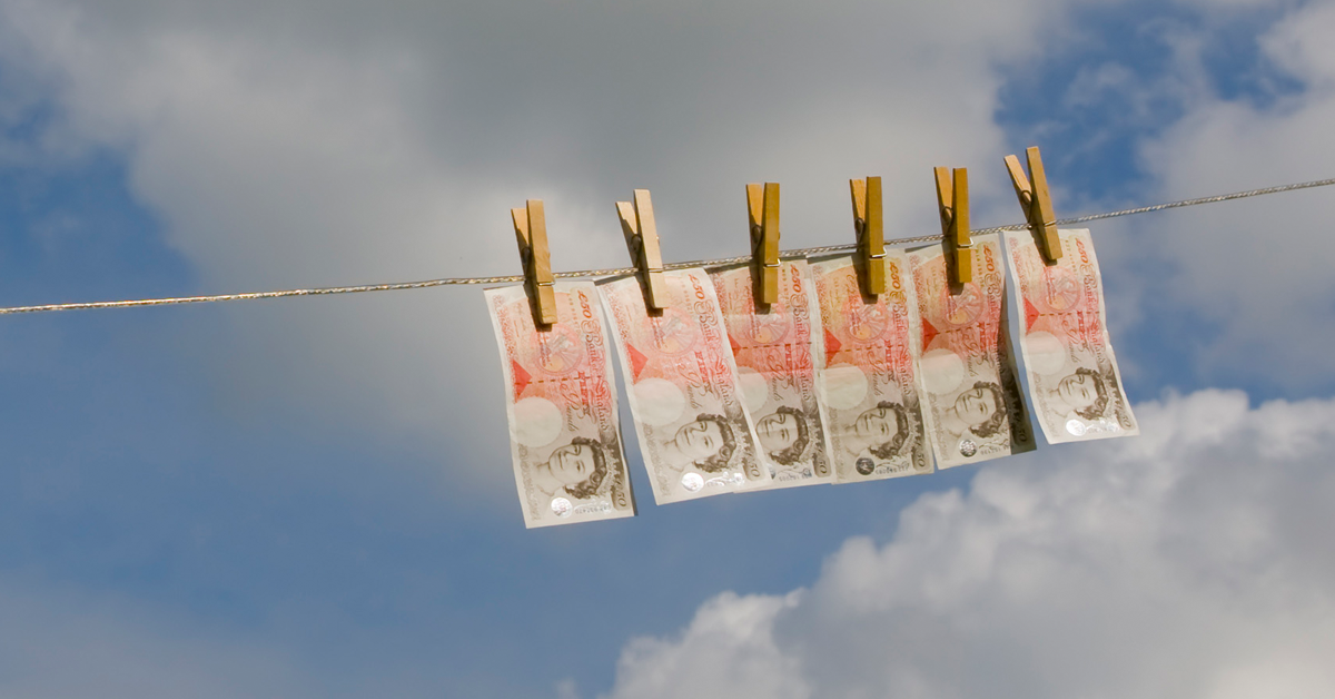Money Laundering in 2017
