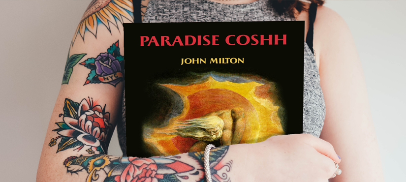 Paradise COSHH! World Book Day 2018!