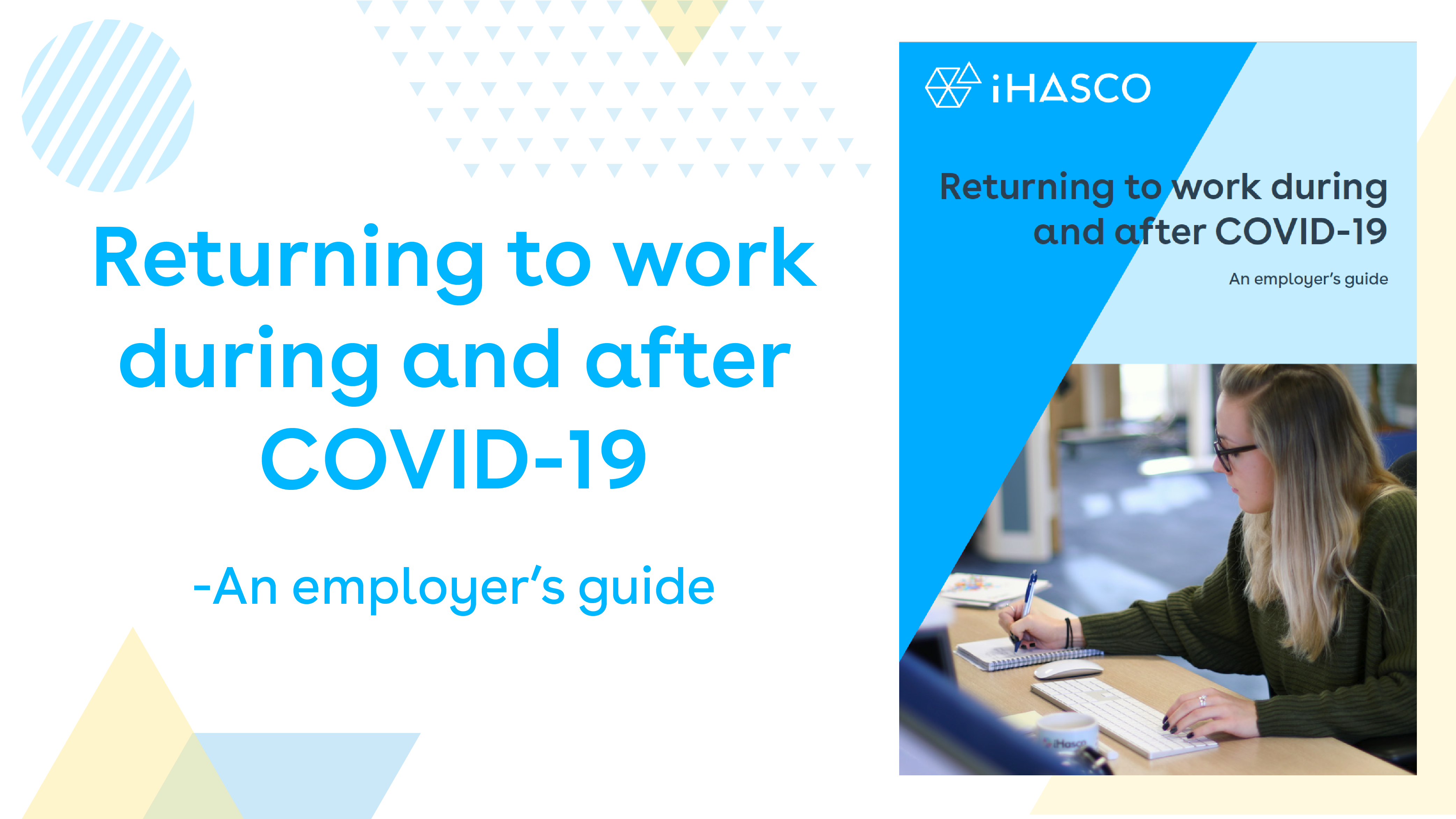 Returning to work COVID Guide