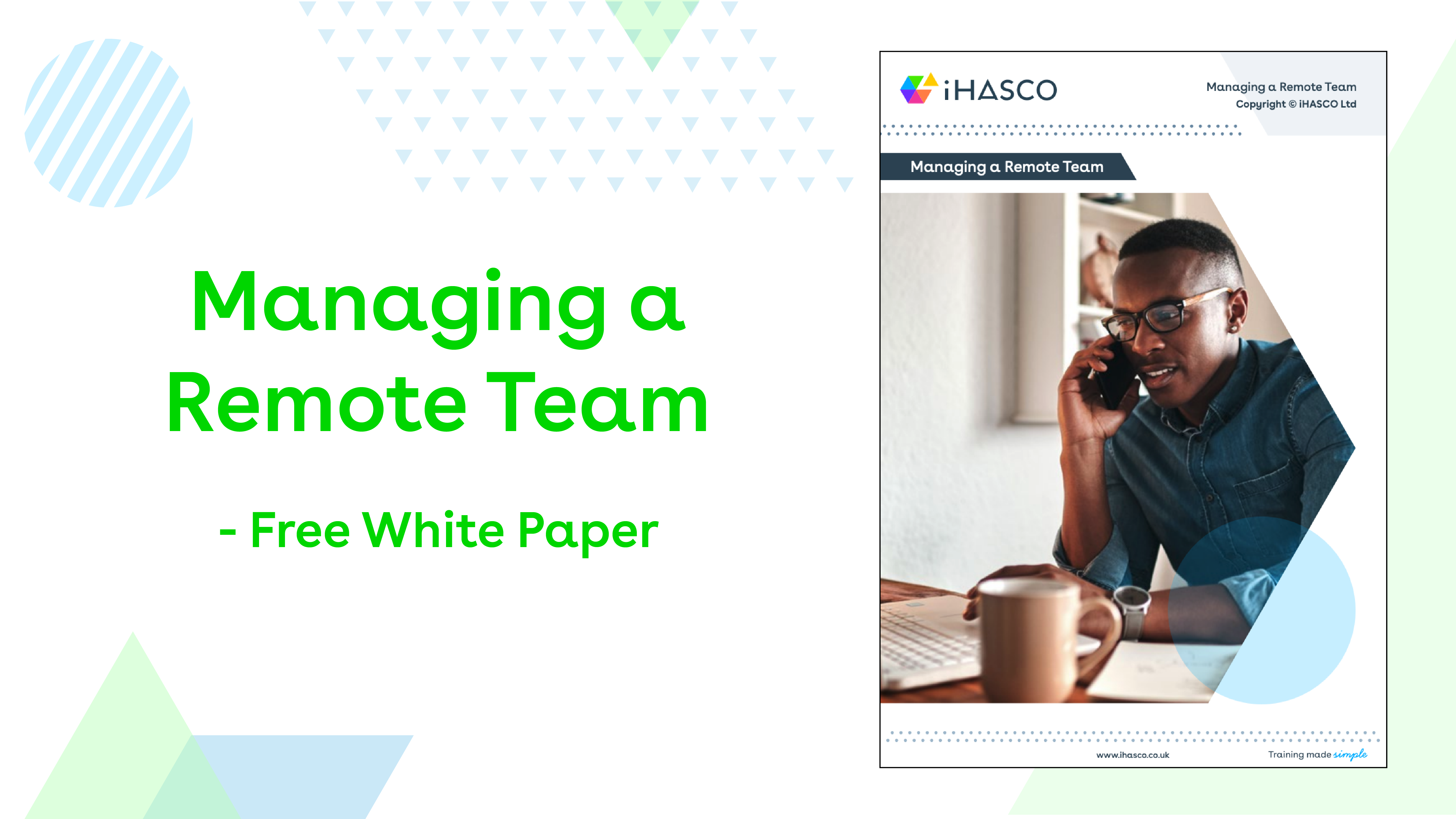 Download Managing a Remote Team White Paper