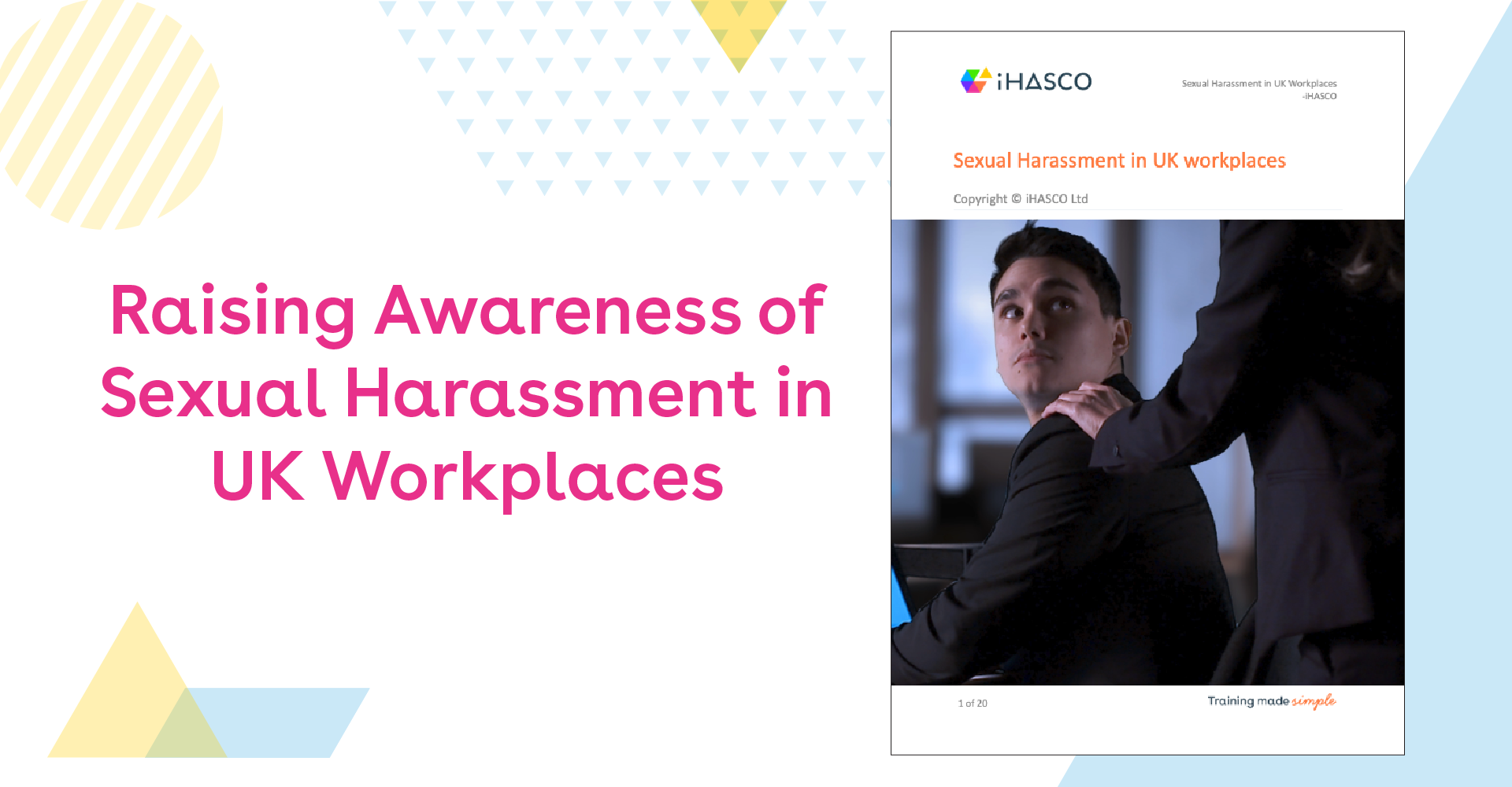 Sexual Harassment Whitepaper