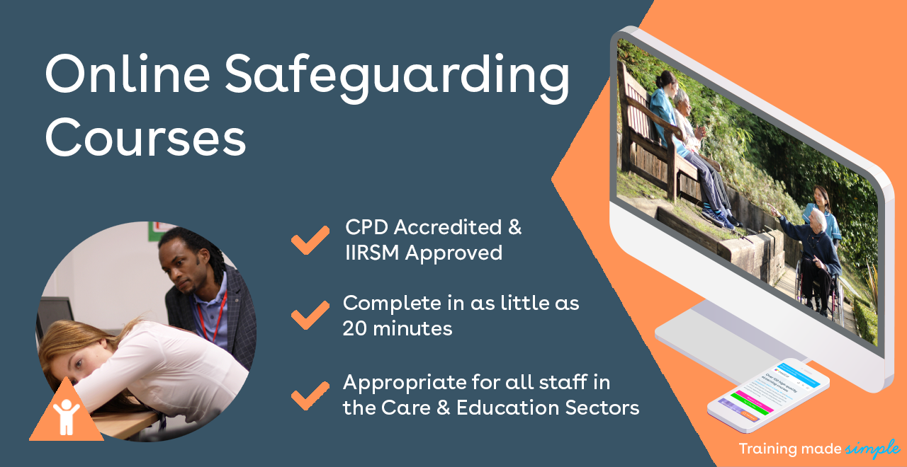 Our Online Safeguarding Training Courses
