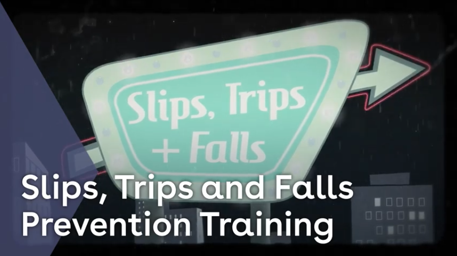 Slips, Trips & Falls  youtube thumbnail