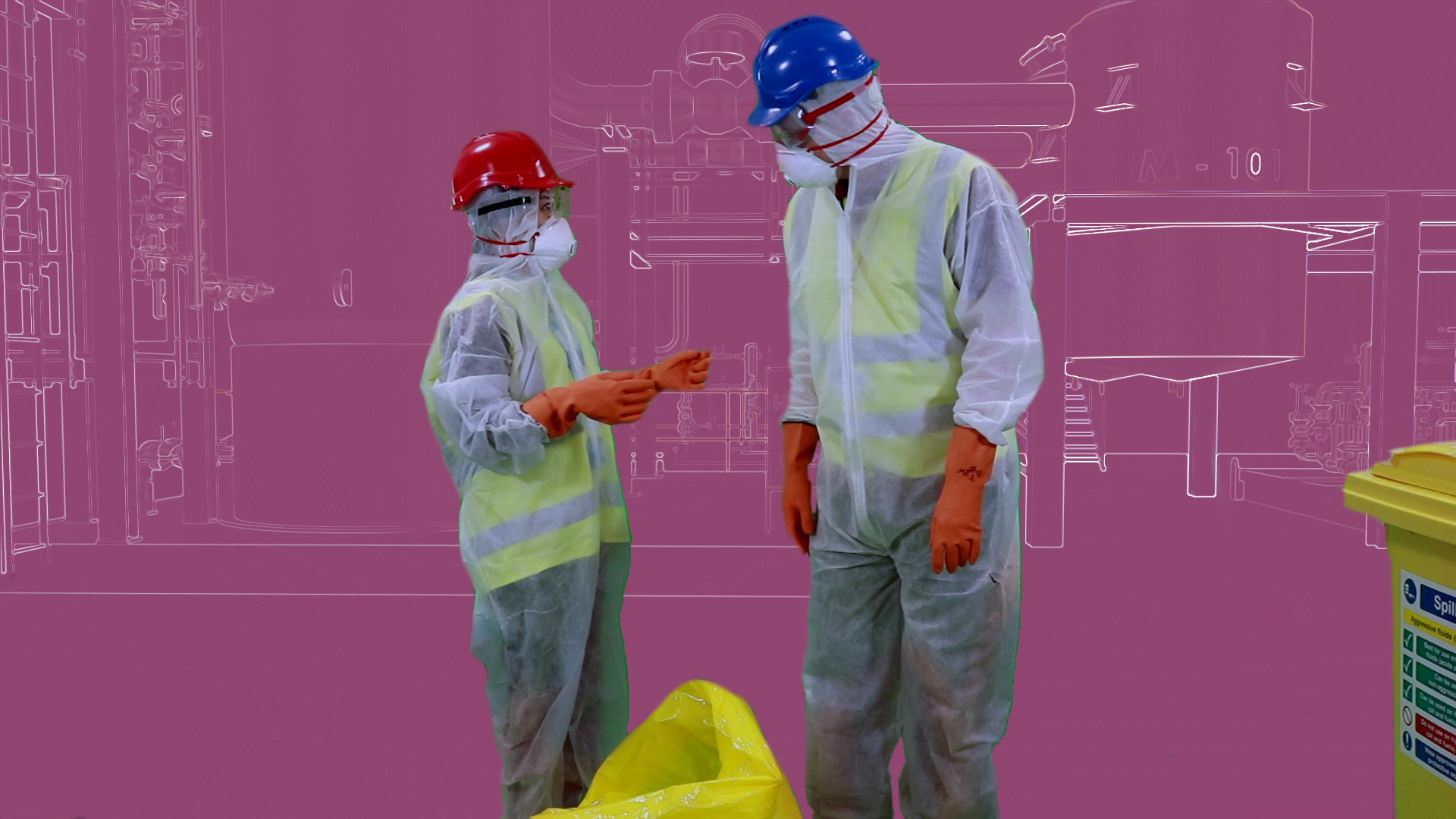 Spill Kits for Chemicals and Oils Training Preview