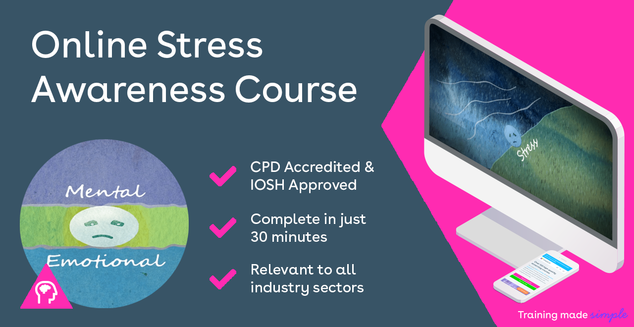 Online Stress Awareness Training