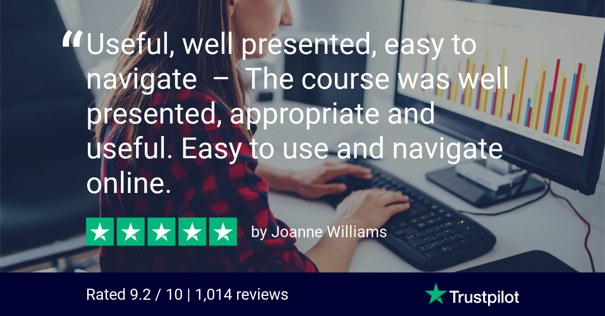Joanne Williams Trustpilot Review