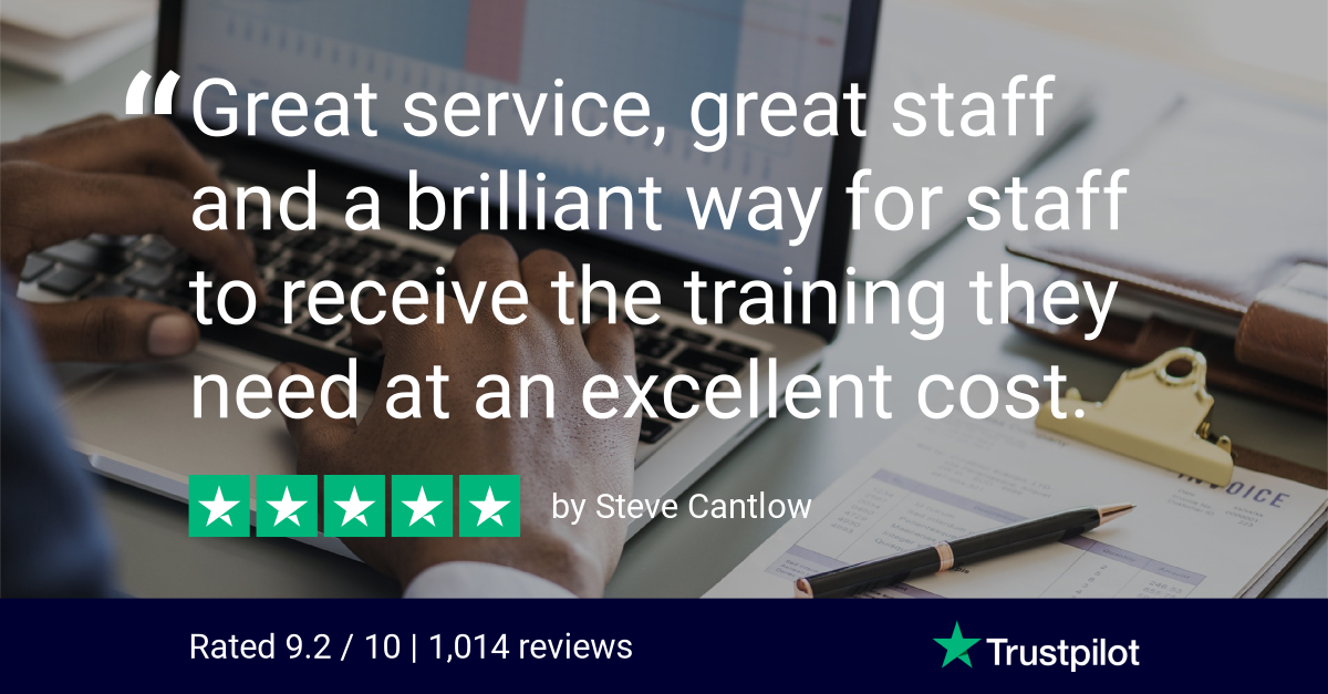 Steve Cantlow Trustpilot Review