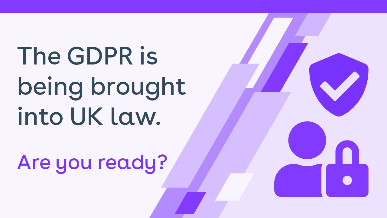 UK GDPR courses coming soon