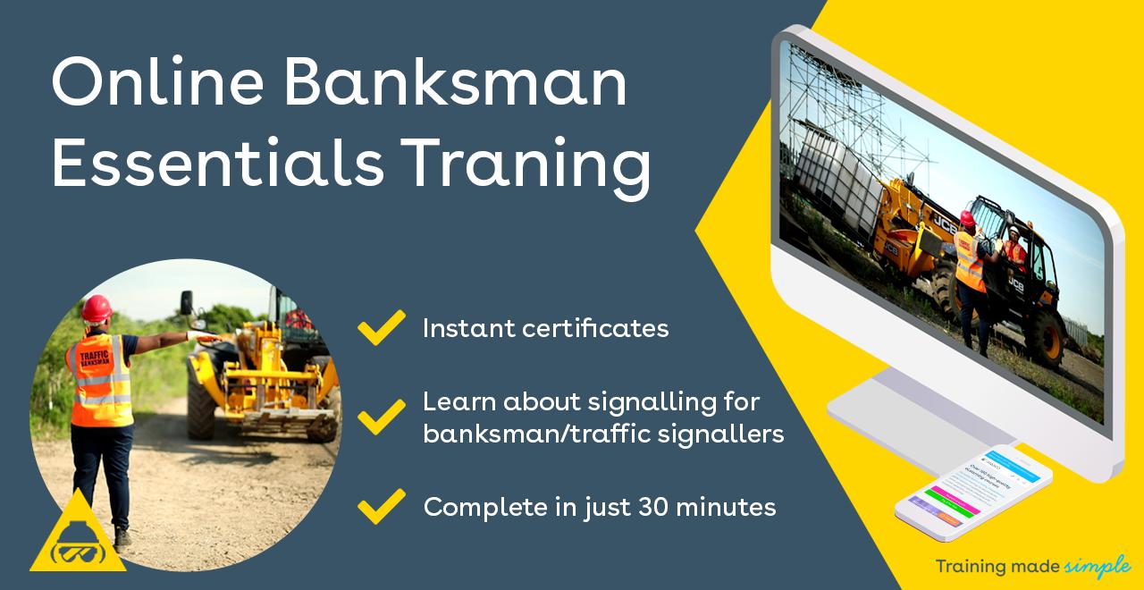 Banksman Essentials Training
