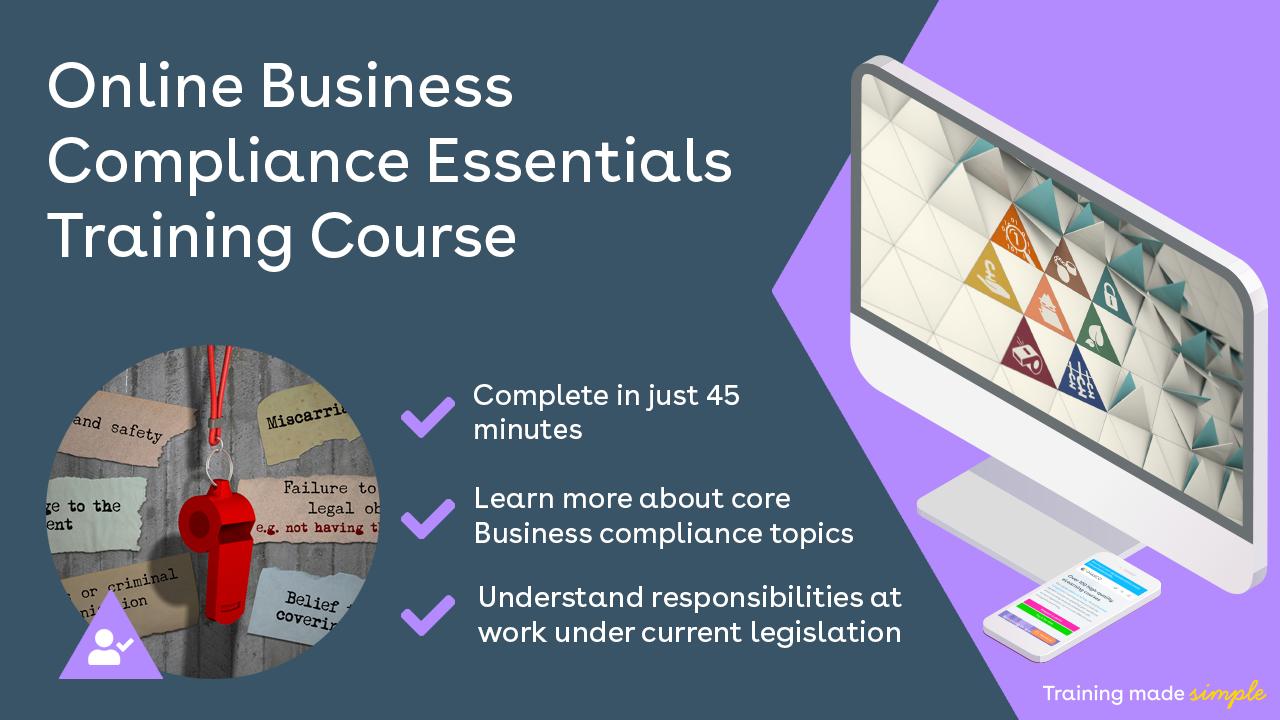 Business Compliance Essentials Training image