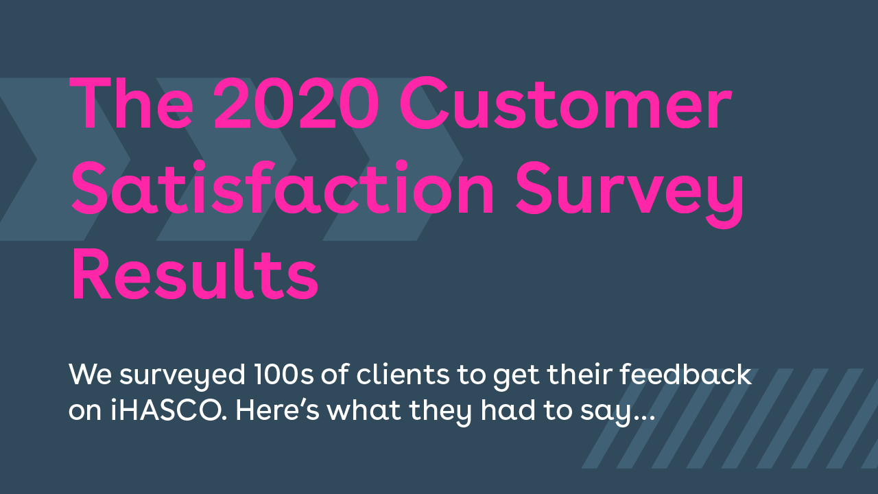 Customer satisfaction survey 9.1 out of 10