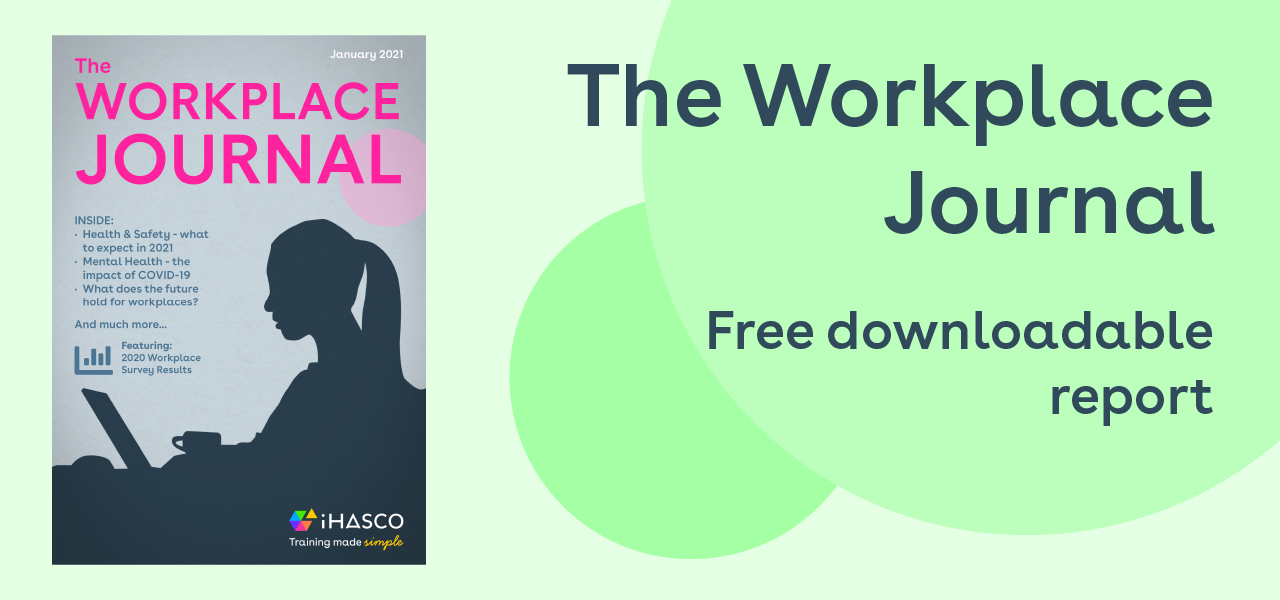 The Workplace Journal - a free downloadable report from iHASCO
