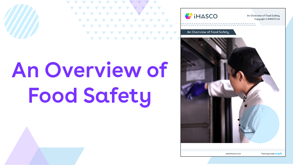 Download our free Food Safety White Paper!